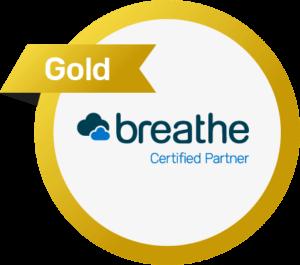 Breathe Gold Partner Logo