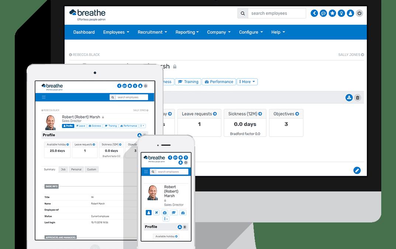 Businessynergy awarded Gold Partner status for Breathe software